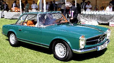 230SL Winning Award